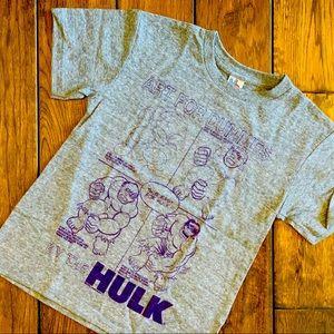 JunkFood Boys' Hulk Tee